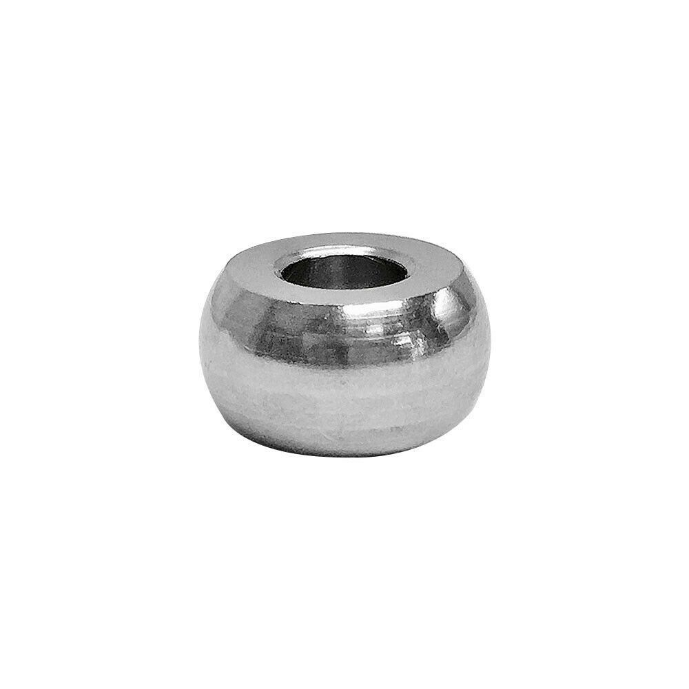 Plain Ball Swage Fitting Terminal Cable Wire Ropeder 1 32 Stainless Steel 316 Ebay Stainless Steel Cable Wire Steel