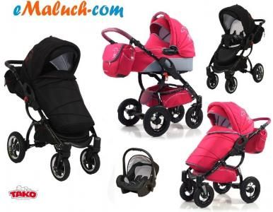 Tako Captiva Turbo Dream Wozek Wielofunkcyjny 3w1 Baby Strollers Turbo Stroller