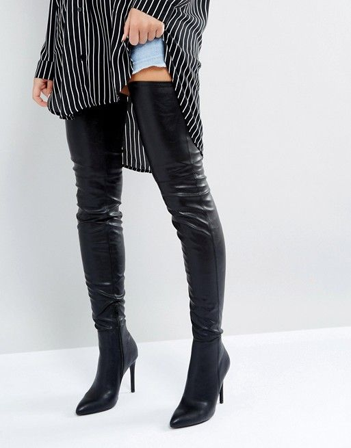 5d400f69f83 Steve Madden Kristen Over The Knee Boots | Shoes. | Shoe boots ...