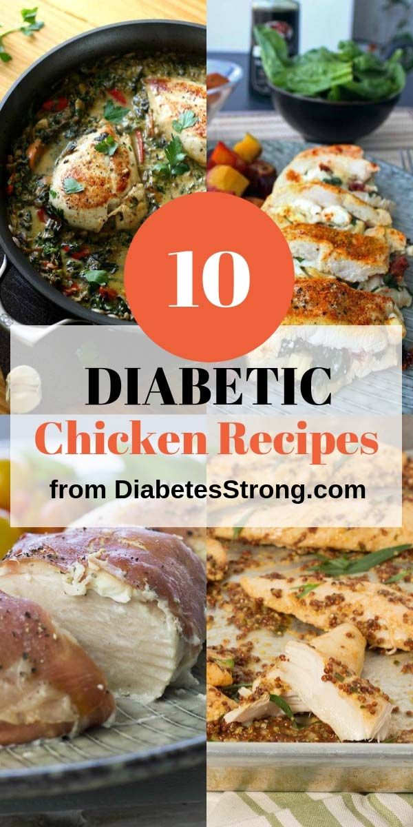 12 Healthy Diabetic Chicken Recipes images