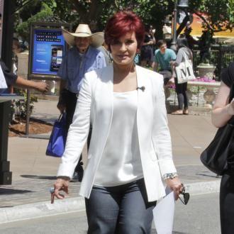 Sharon Osbourne   Sharon Osbourne says being away from her children was her 'biggest mistake'   Contactmusic.com