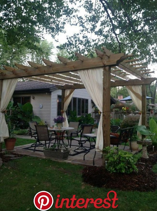 41 Classy Outdoor Rooms You Must Have | Gartengestaltung ...