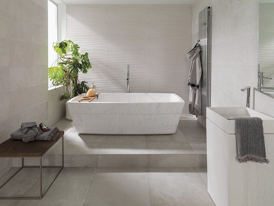 PORCELANOSA DOVER SPIGA DOVER MODERN LINE ACERO Tile Warehouse - Bathroom renovators warehouse