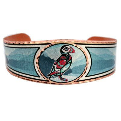 Native Eagle Alaska Bracelet