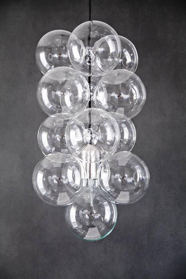 Spiksplinternieuw House Doctor Hanglamp glasbollen   Hanglamp, Huisarts, Diy lamp EE-37