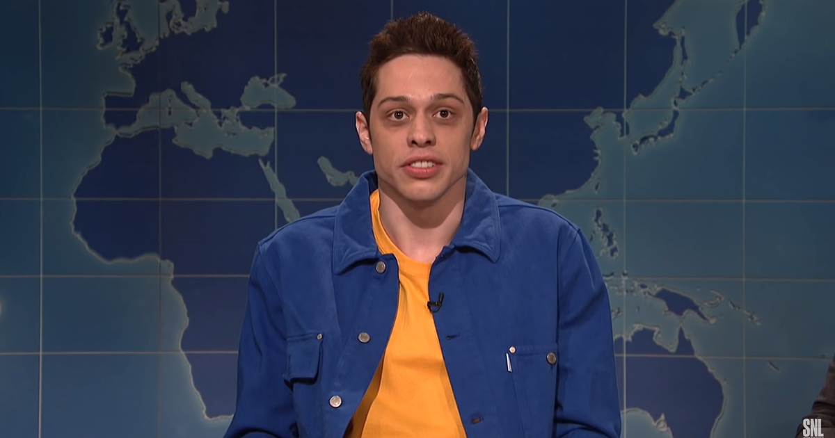Pete Davidson Shocked Snl When He Compared R Kelly To The
