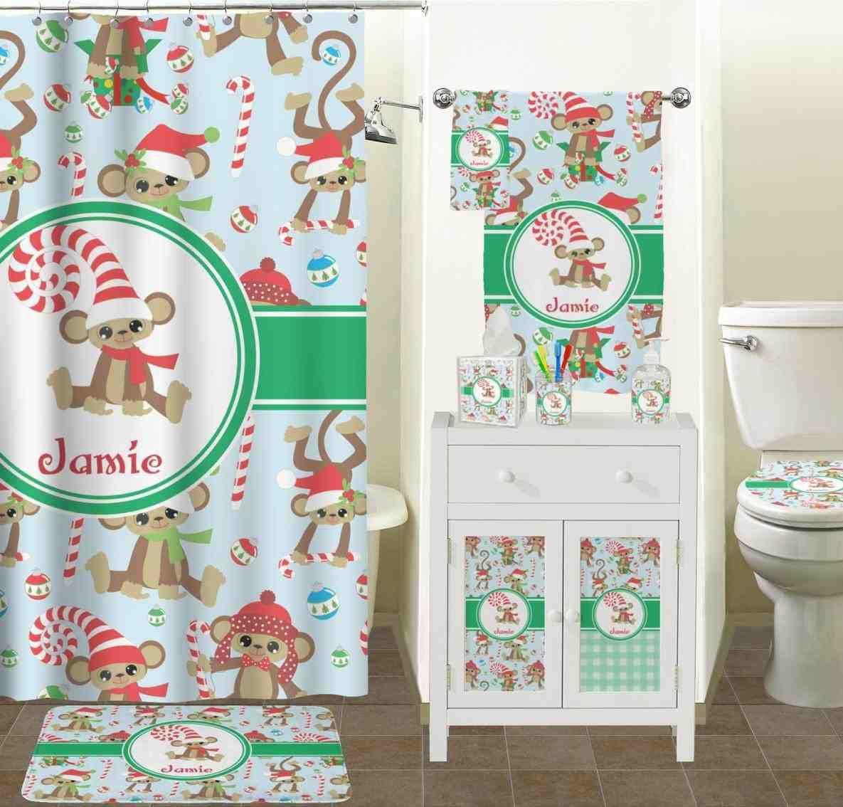 New Post monkey bathroom accessories | LivingRooms | Pinterest ...