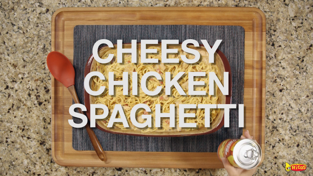 A cheesy spin on a classic dish!