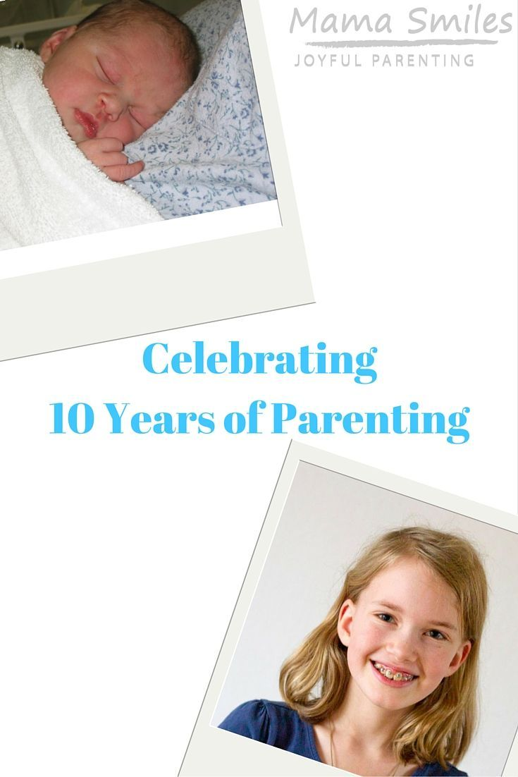 10 Years of Parenting: Lessons Learned | Parenting ...