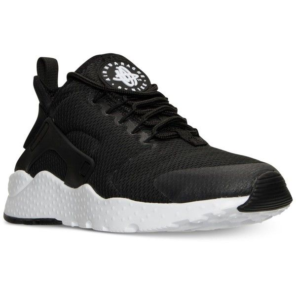 best sneakers 16f24 801e0 Nike Women s Air Huarache Run Ultra Running Sneakers from Finish Line  ( 115) ❤ liked