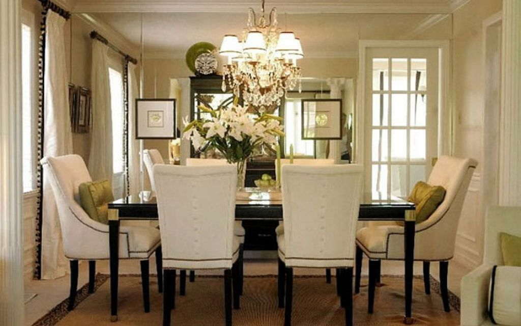 Fancy Dining Room Photo Of Worthy With Goodly