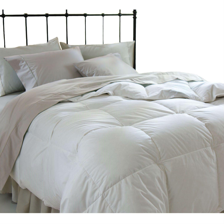 Full Queen Size Down Alternative Microfiber Comforter
