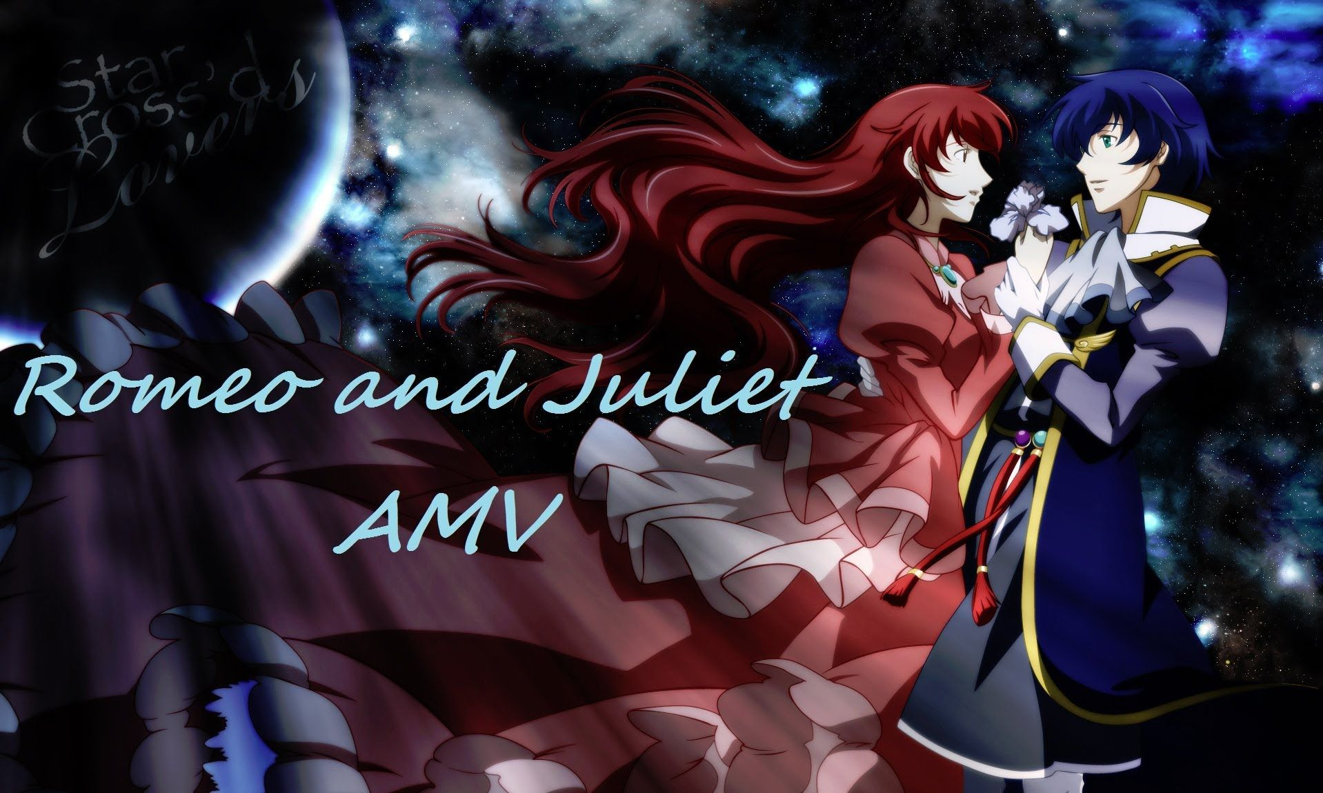 Romeo And Juliet On Their Wedding Day From Romeo X Juliet Anime Romeo And Juliet Anime Anime Love Anime