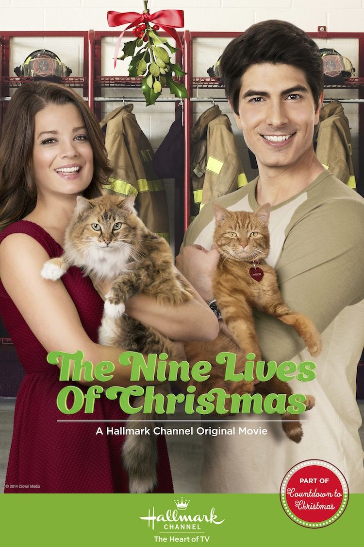 The Nine Lives of Christmas, starring Brandon Routh (Superman ...