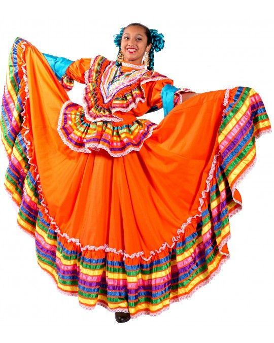 Ladies Folklore Dance Shoes