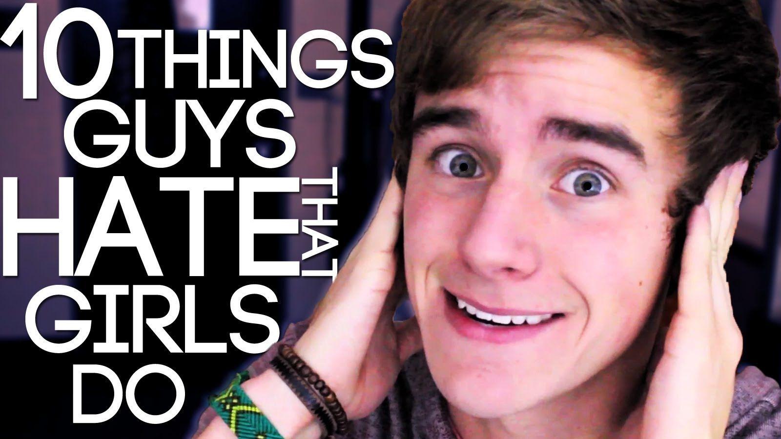10 Traits Girls Do That Guys Hate