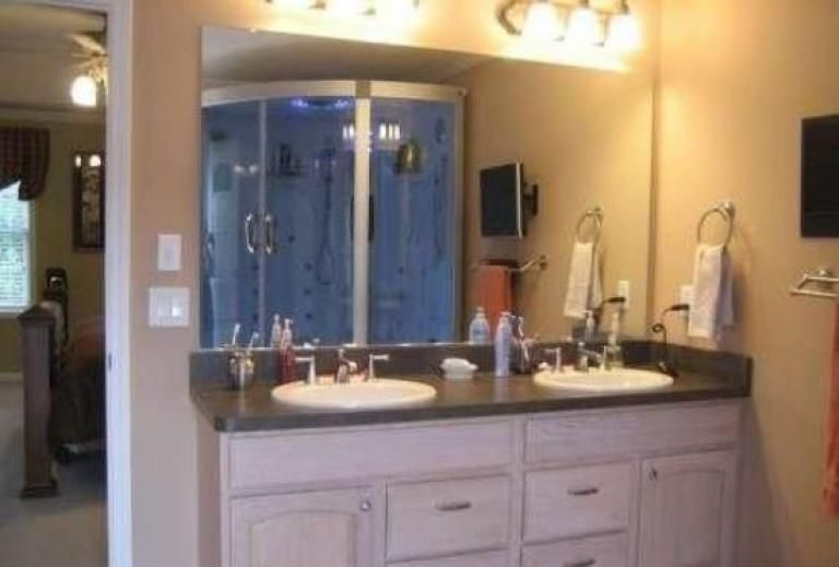 30 Awesome Mirrors In Bathroom Ideas Large Frameless