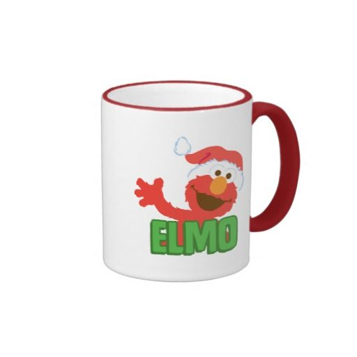 Santa Elmo. Regalos, Gifts. Producto disponible en tienda Zazzle. Tazón, desayuno, té, café. Product available in Zazzle store. Bowl, breakfast, tea, coffee. #taza #mug