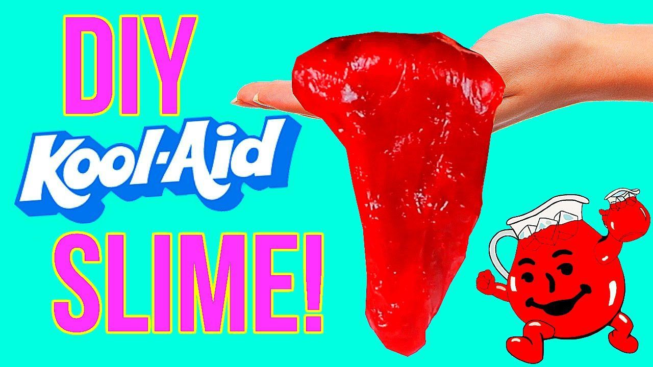 DIY kool-aid slime! DIY Slime that you can eat! DIY Edible slime #edibleslime DIY kool-aid slime! DIY Slime that you can eat! DIY Edible slime #edibleslime