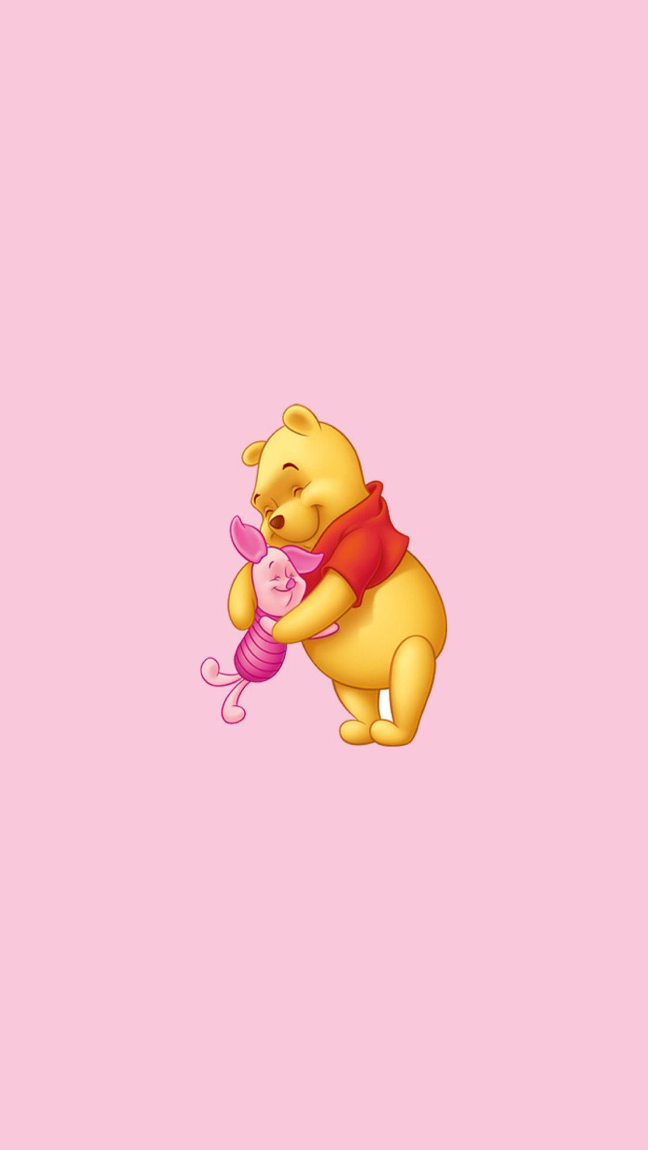 Winnie The Pooh Cute Disney Wallpaper Disney Wallpaper Cute Cartoon Wallpapers