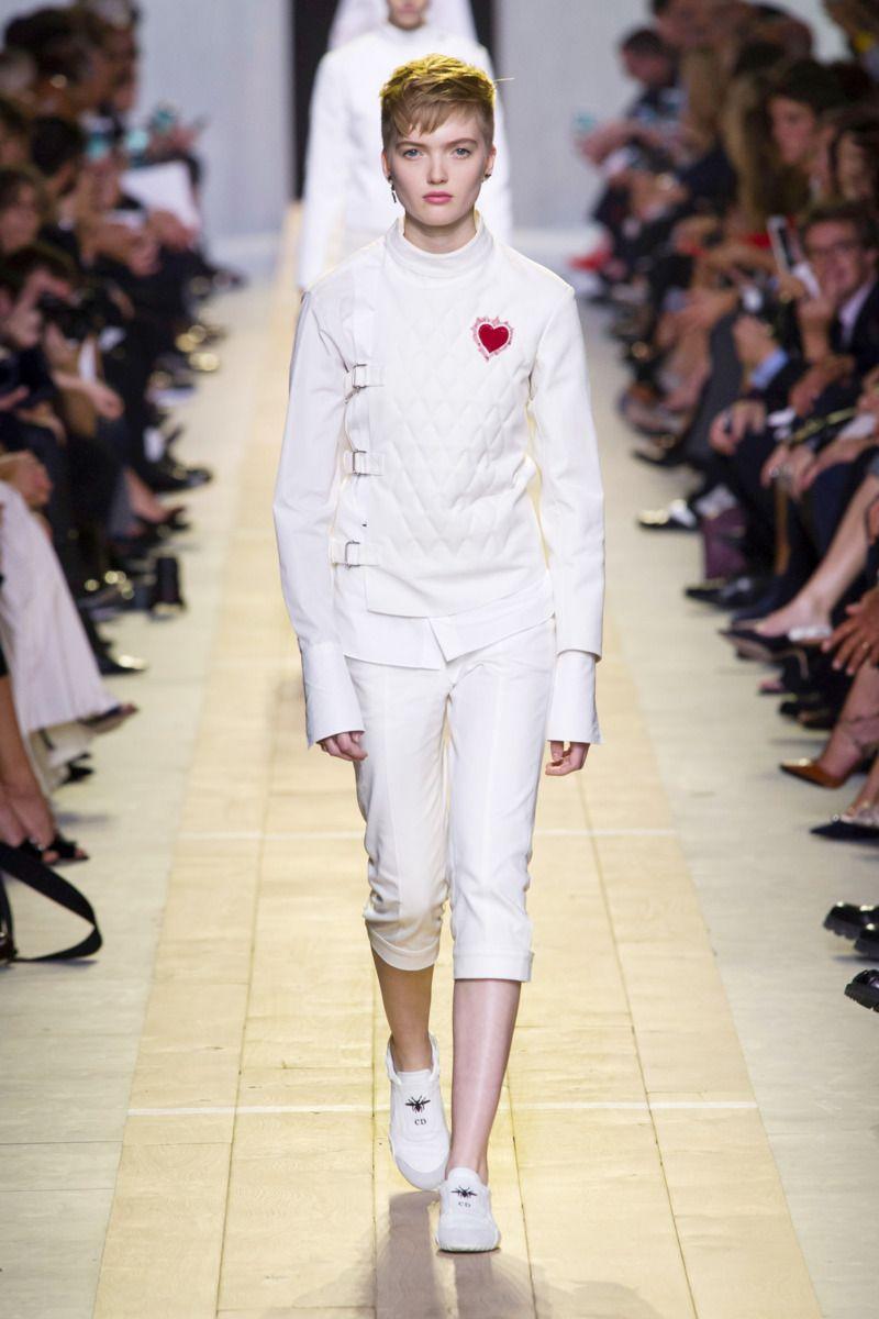 Christian Dior Spring 2017