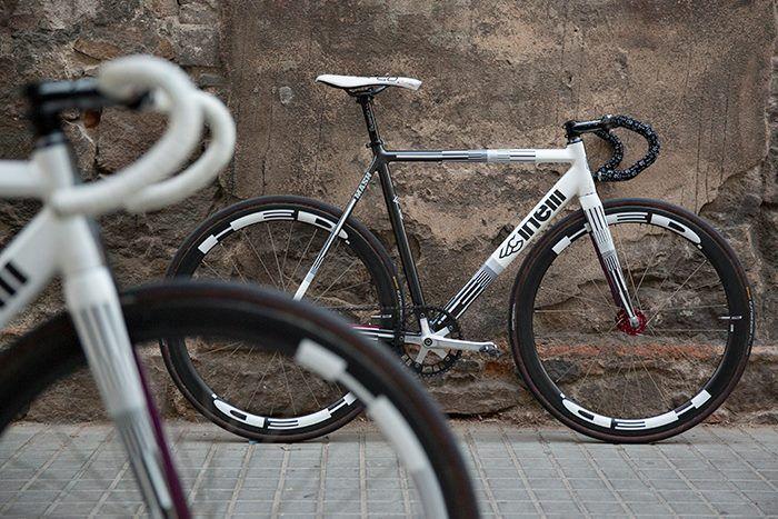 Cinelli Mash Parallax 2014 Cinelli Rennrad Fahrrad