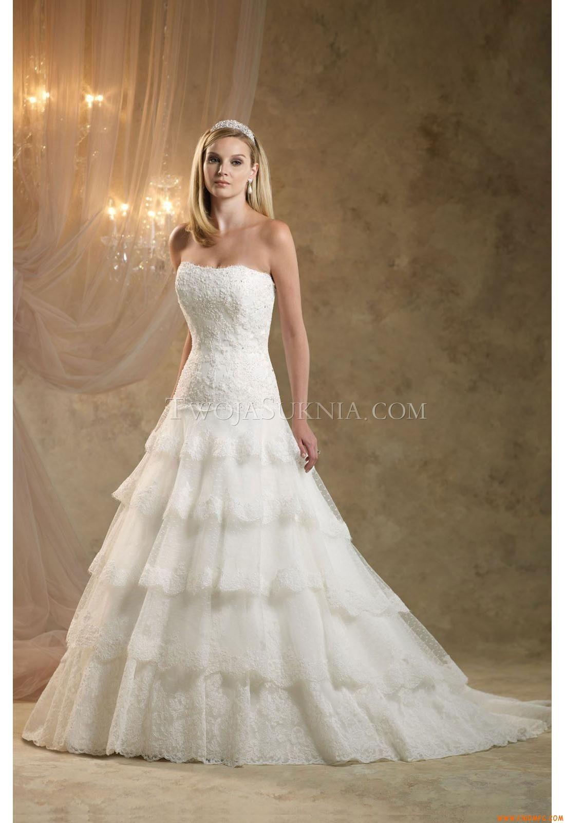 Vestidos de noiva mon cheri ki deco dreams kathy ireland