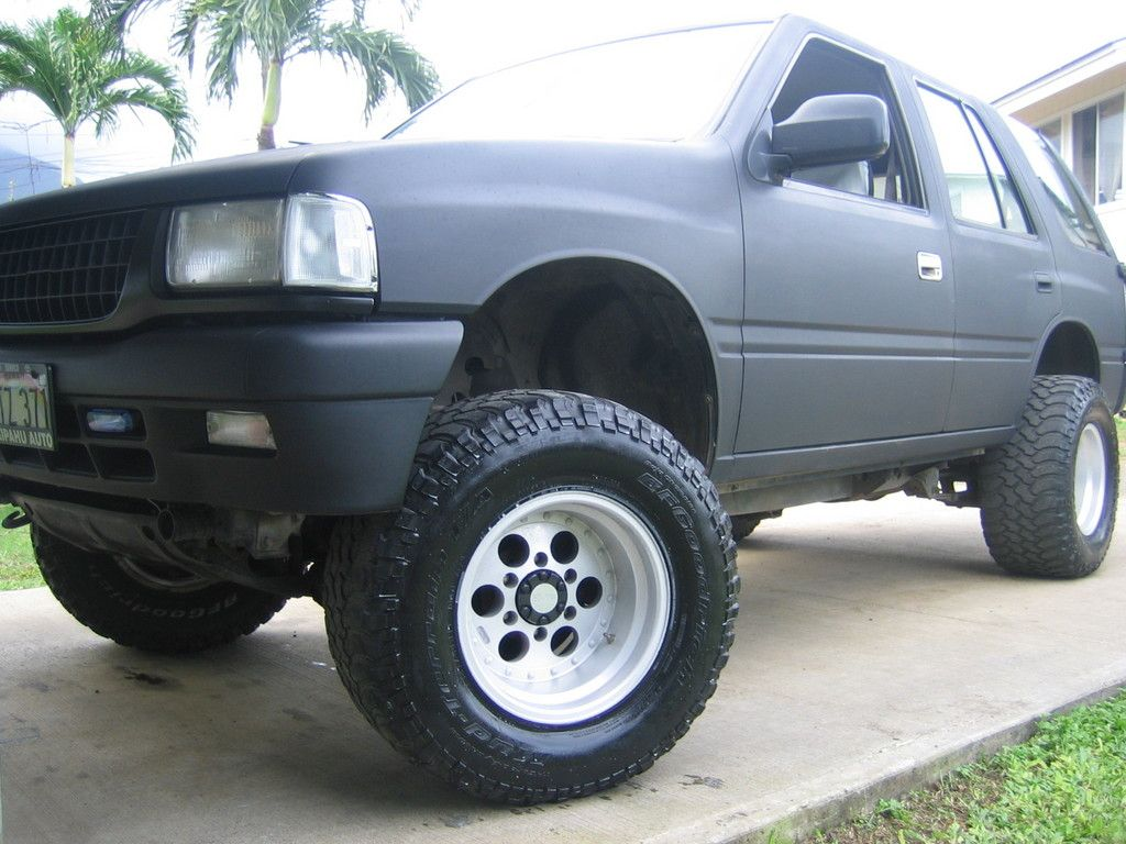 Isuzu Rodeo V6