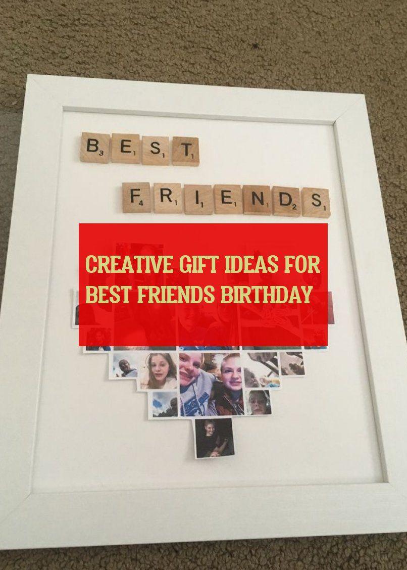 Kreative Geschenkideen Für Den Geburtstag Der Besten Freunde