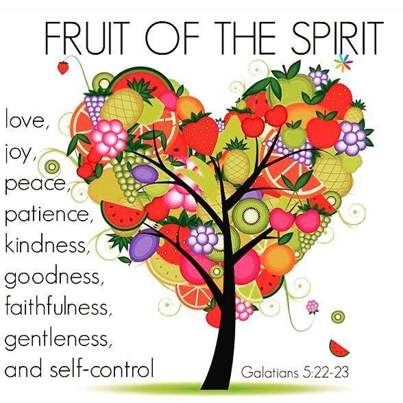 Super Mas o fruto do #Espírito é #amor #alegria #paz #paciência  CS33