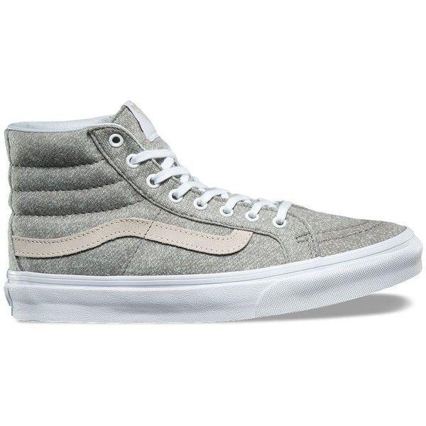 UA SK8-HI SLIM - FOOTWEAR - High-tops & sneakers Vans DOTINIJyXi