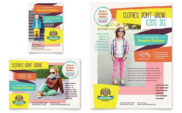 Child Development School Tri Fold Brochure Download Template