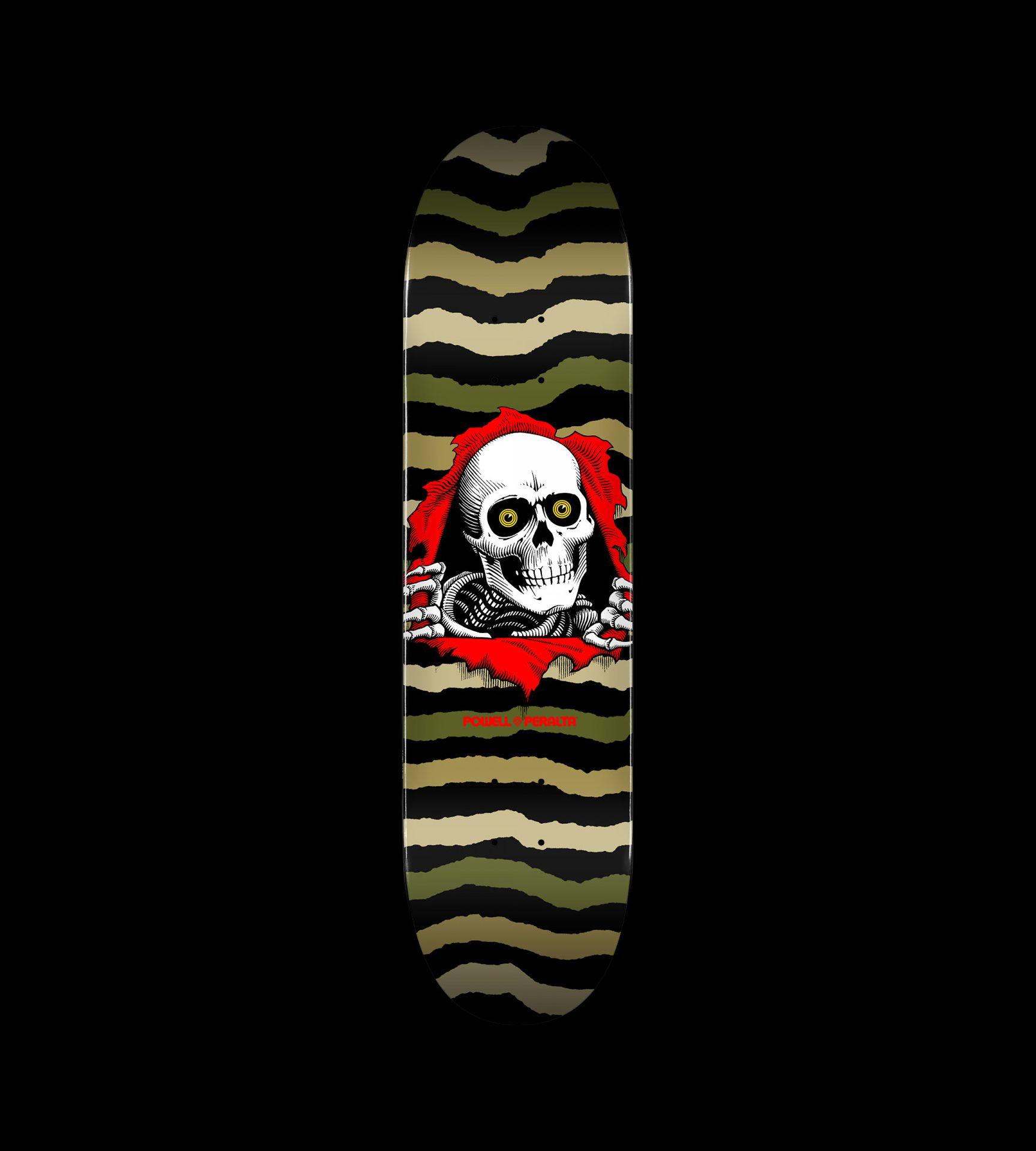 Powell Peralta Ripper Skateboard Deck In 2020 Skateboard Decks Skateboard Powell Peralta