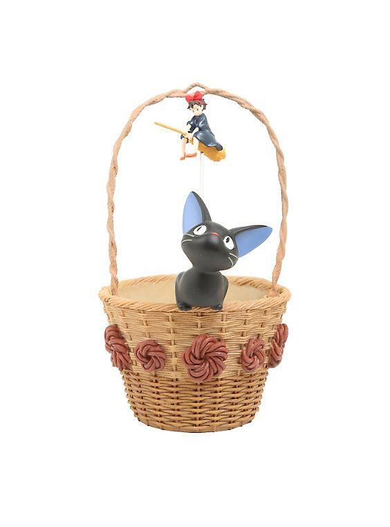 de8a684cec3 Studio Ghibli Kiki s Delivery Service Jiji Flower Pot