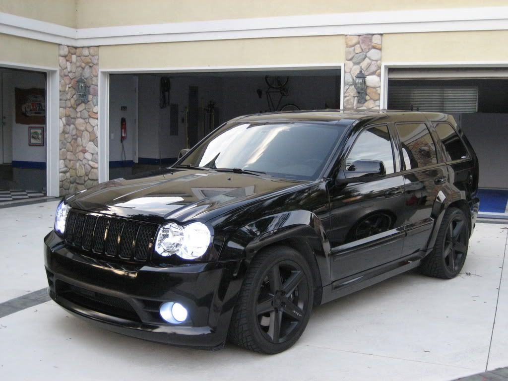 Blacked Out Jeep Grand Cherokee Jeep Srt8 Jeep Grand Cherokee Srt Jeep Grand Cherokee