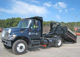 Hook Lift Bodies For Sale Google Search Car Hauler Trailer Work Truck Dump Trucks