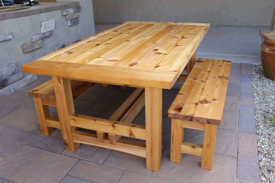 Awesome Plans To Build A Wooden Patio Table Executiveofficefurniture.com .