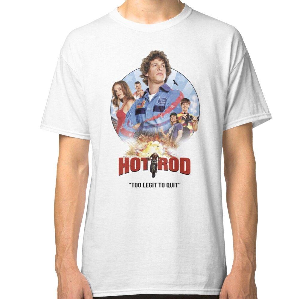 'Hot Rod Movie Andy Samberg ' Classic T-Shirt by hughhhogan