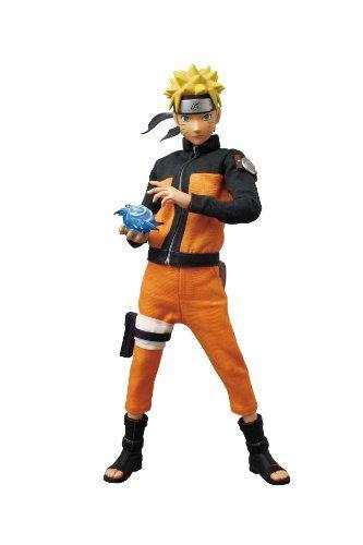 Naruto Shippuden Medicom Project Bm Action Figure Naruto Medicom