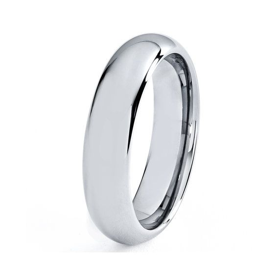 Titanium Wedding Band Men Titanium Rings Mens Wedding Band