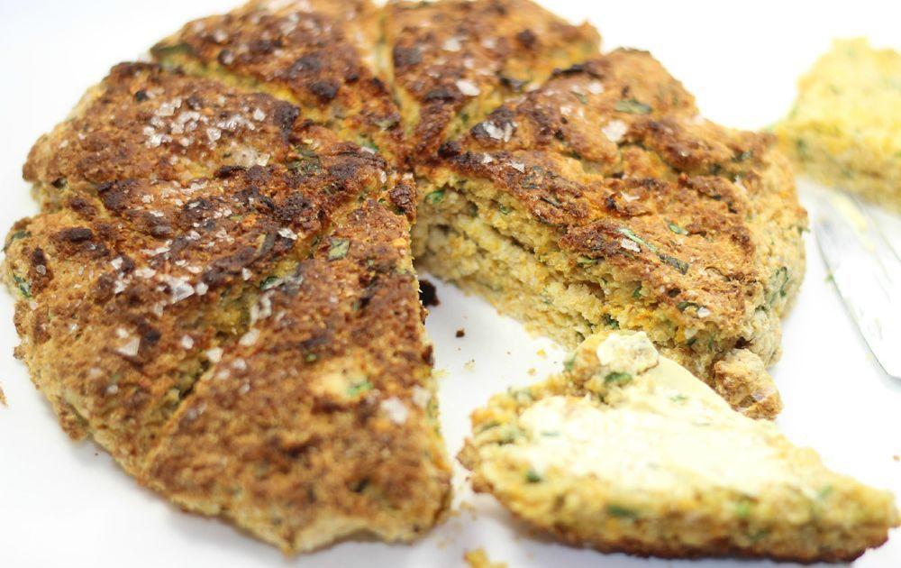 Cheesy vegetable scones - Kidspot