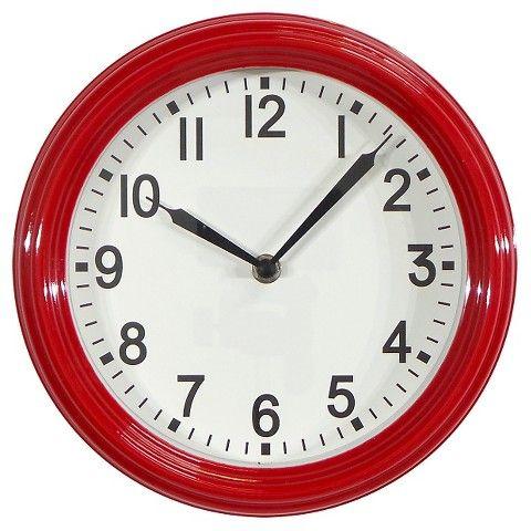 Baby's room clock