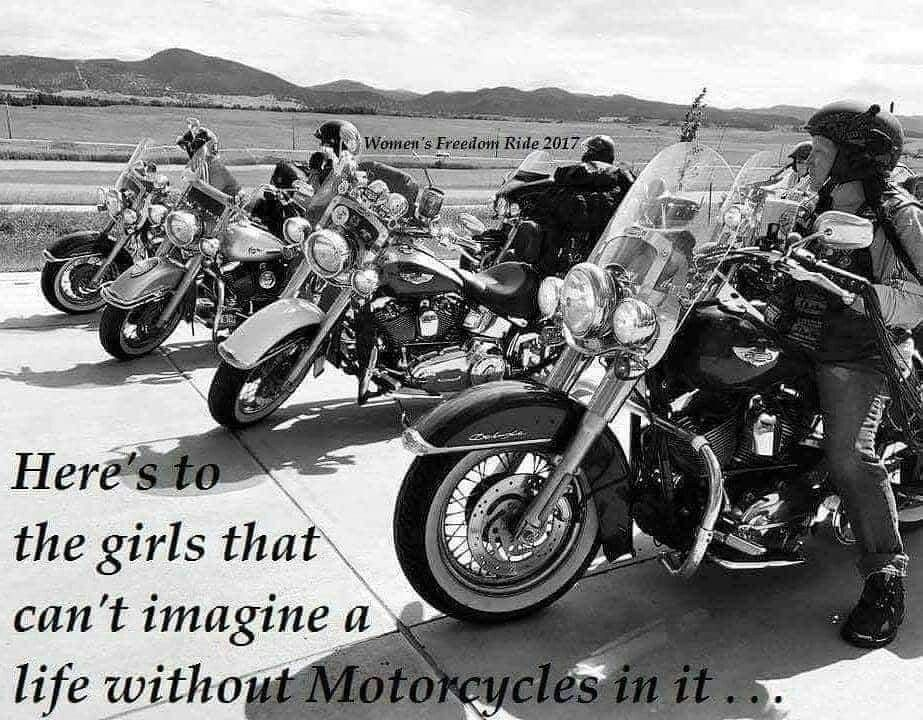 Good Morning Sexxy Peoples Have Your B E S T Day Sisterhoodofthetravelingbikerchicks All Motorcycle Riding Quotes Motorcycle Memes Women Riding Motorcycles