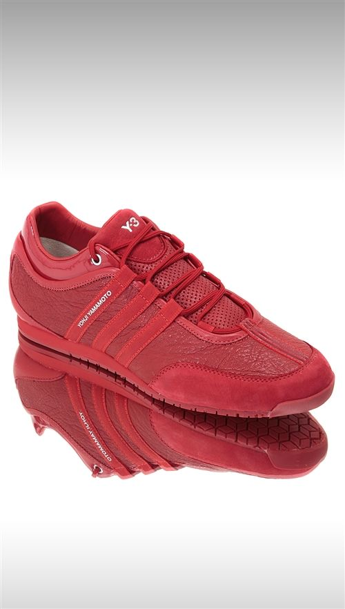the best attitude bc07c fd297 adidas Y-3 Boxing Trainer  Red
