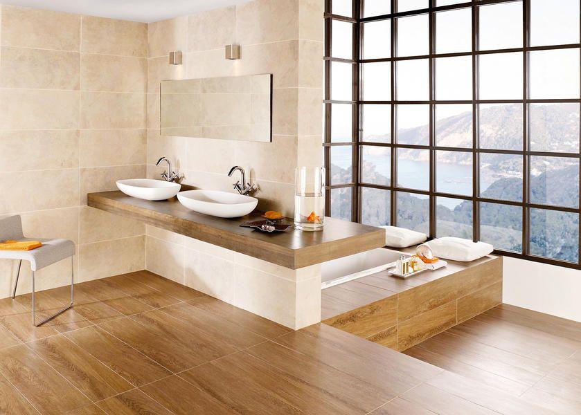 fliesenratgeber fürs badezimmer  badezimmer braun