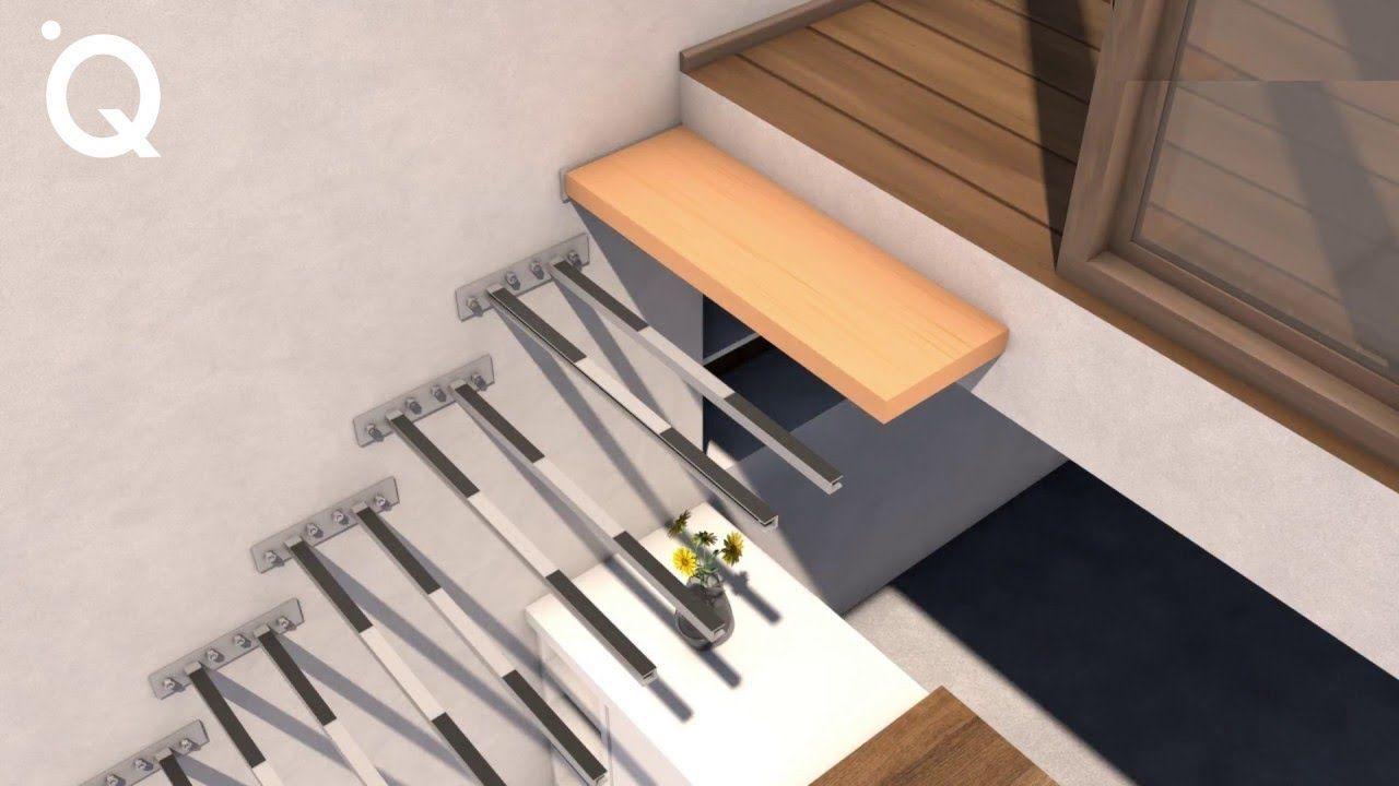 Ingenious Space Saving Ideas Smart Home Designs Youtube Smart Home Design Bed Frame Dubai Khalifa