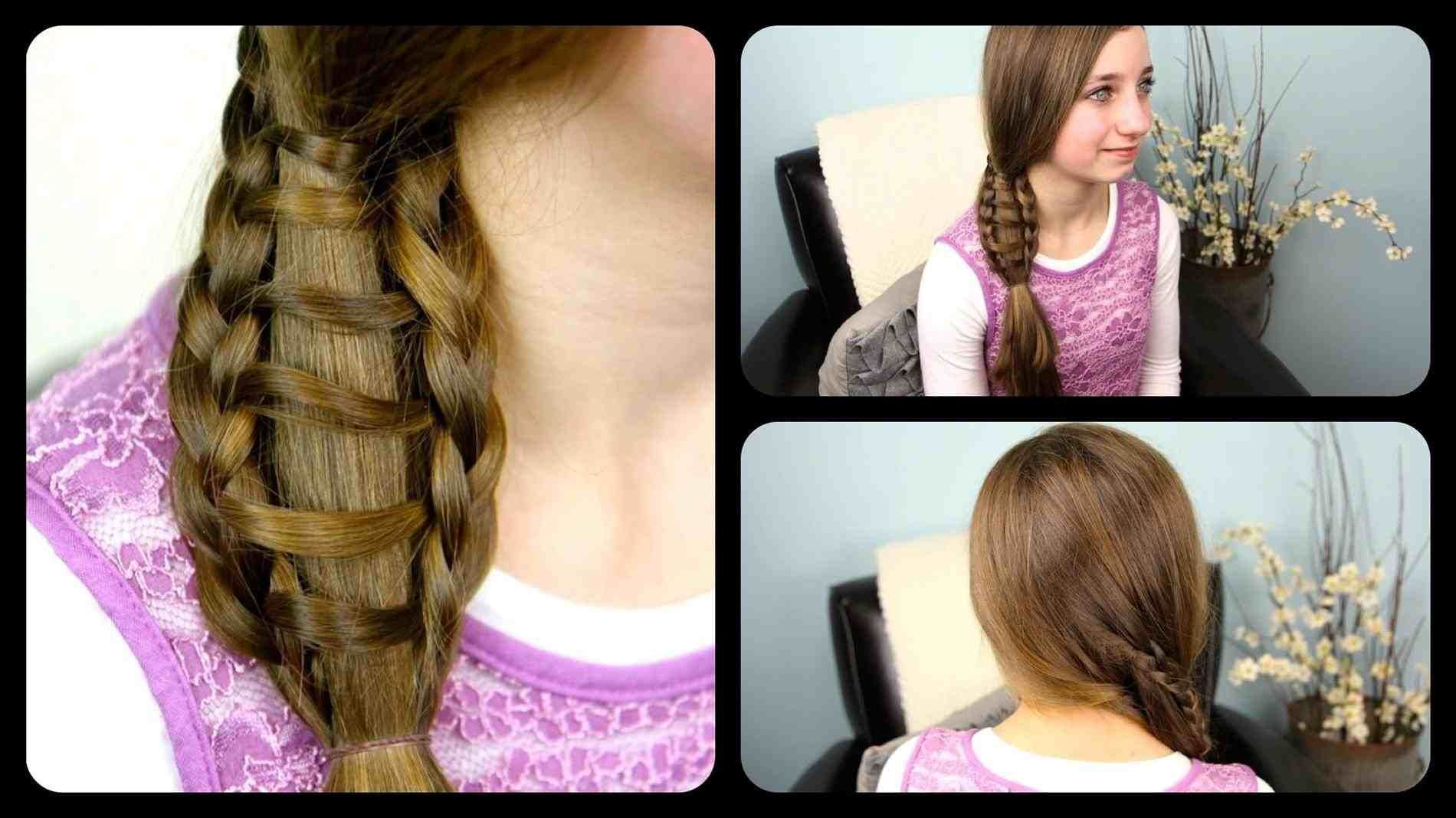 New post easy pony hairstyles to do at home step by step trending