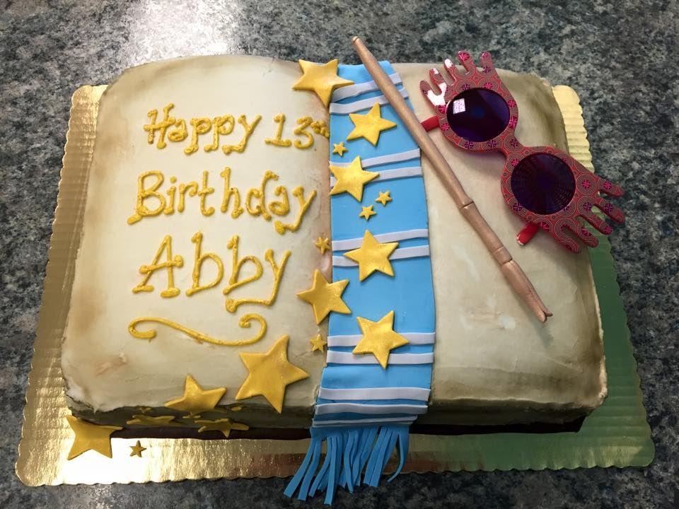 Harry Potter Cake Harry Potter Cake Harry Potter Birthday Cake Birthday Sheet Cakes