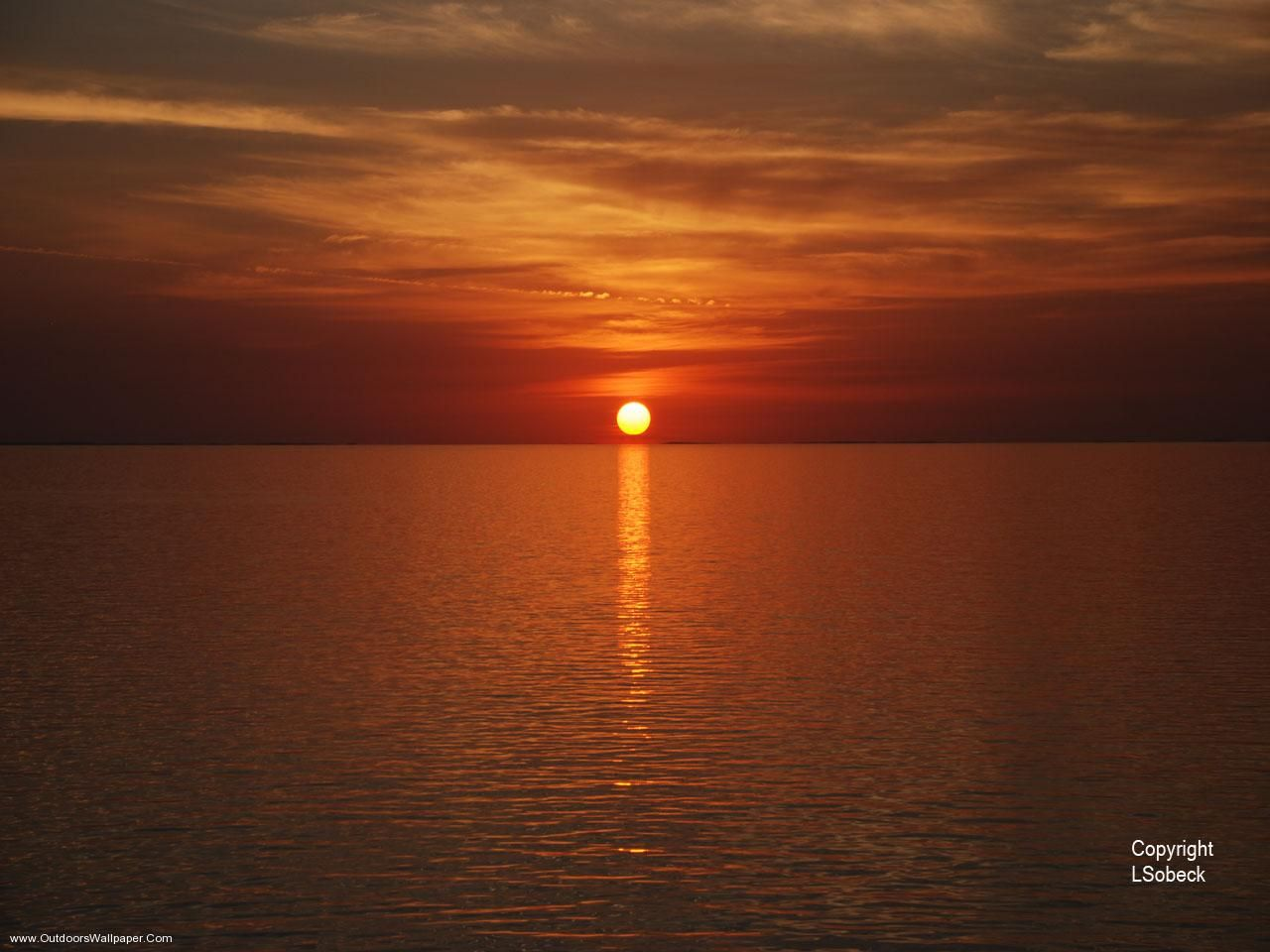 Caribbean Sunrise Wallpapers Desktop Free Download