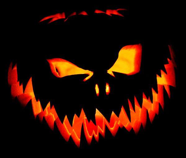 60+ Best Cool, Creative & Scary Halloween Pumpkin